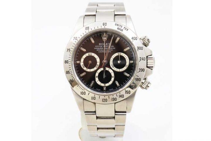 ロレックスの時計コスモグラフデイトナ16520を超高額買取!