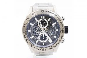 タグホイヤーの時計カレラキャリバーを森小路のお客様より高価買取