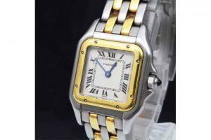 カルティエの時計パンテールSMを高価買取|ブランドハンズ都島店
