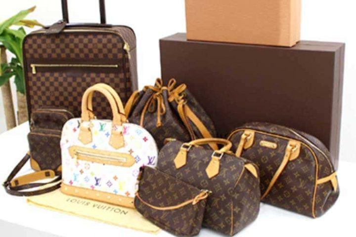 吹田市でルイヴィトンのカビのあるバッグ等を出張買取☆