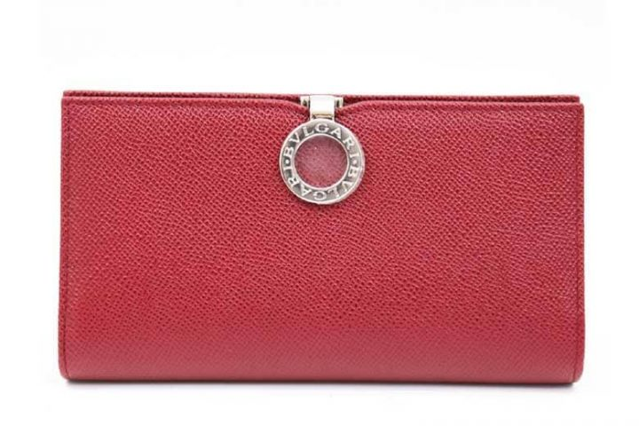関目高殿のお客様よりブルガリブルガリの長財布を買取しました!
