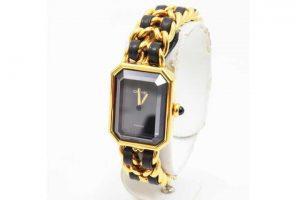 大阪市姫島のお客様よりシャネルの時計プルミエールを高価買取!