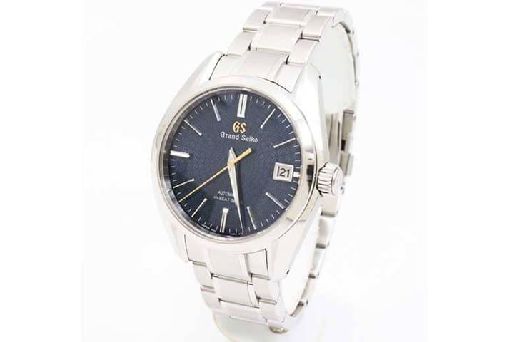 JR西宮店|グランドセイコー時計のハイビートの美品を高価買取!