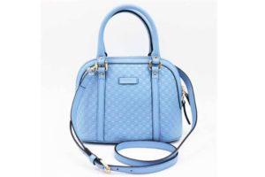 芦屋市のお客様よりグッチシマの2WAYハンドバッグを高価買取!