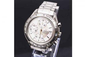 池田市のお客様よりオメガの時計スピードマスター高価買取|吹田江坂店