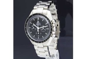 西宮市甲子園口のお客様よりオメガの時計スピードマスター高価買取