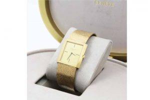 パテックフィリップジェネーブ時計を高価買取|大阪市福島のお客様