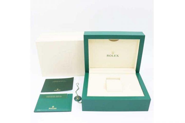 静岡浜松のお客様より未使用のロレックスの箱を高価買取|宅配買取