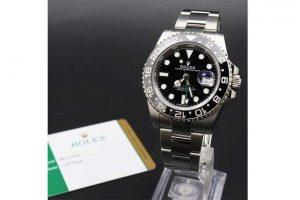 ロレックスの時計GMTマスターⅡを高価買取|西宮市池田町のお客様