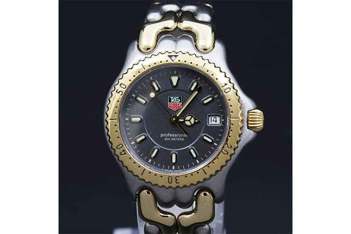 タグホイヤーの時計セルシリーズのクォーツを高価買取|都島店