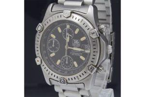 タグホイヤーの腕時計プロフェッショナルを高価買取|吹田江坂店
