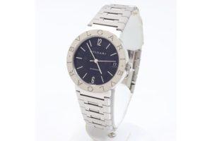 豊中市のお客様よりブルガリのブルガリブルガリ時計BB33SS高価買取