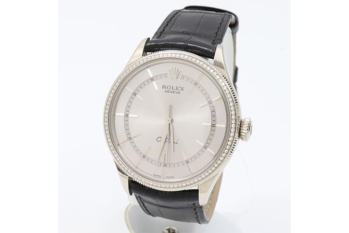 都島店にてロレックスの時計チェリーニタイム50709RBRを高価買取