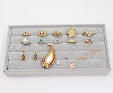 貴金属(金プラチナ)ダイヤ・色石 リング ネックレス
