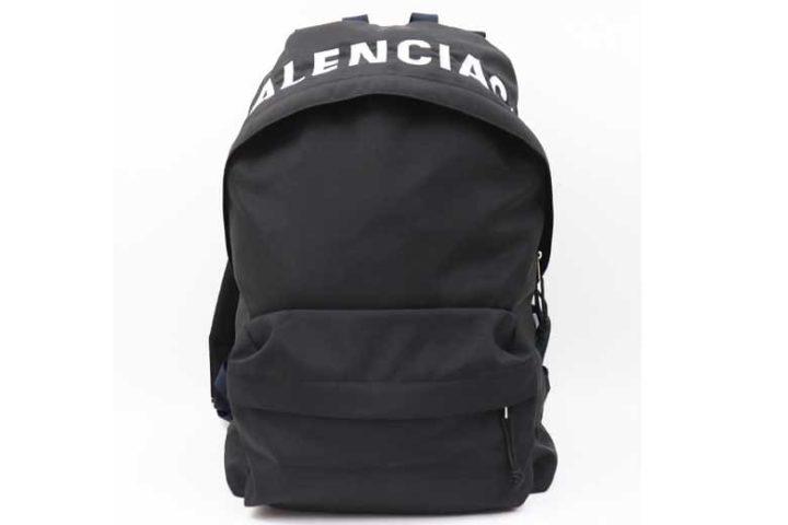 ブランドハンズJR西宮店にてバレンシアガのバックパックを高価買取!
