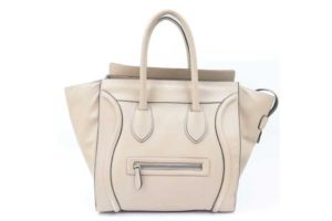 ブランドハンズJR西宮店にてセリーヌのラゲージ ナノショッパー ハンドバッグを高価買取